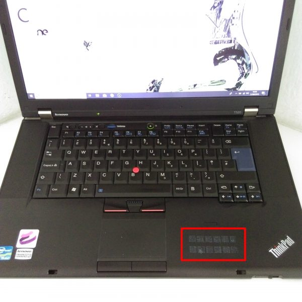 enovo ThinkPad T520