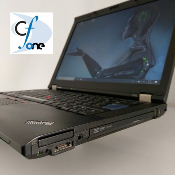 Used refurbished second hand Lenovo Thinkpad T410