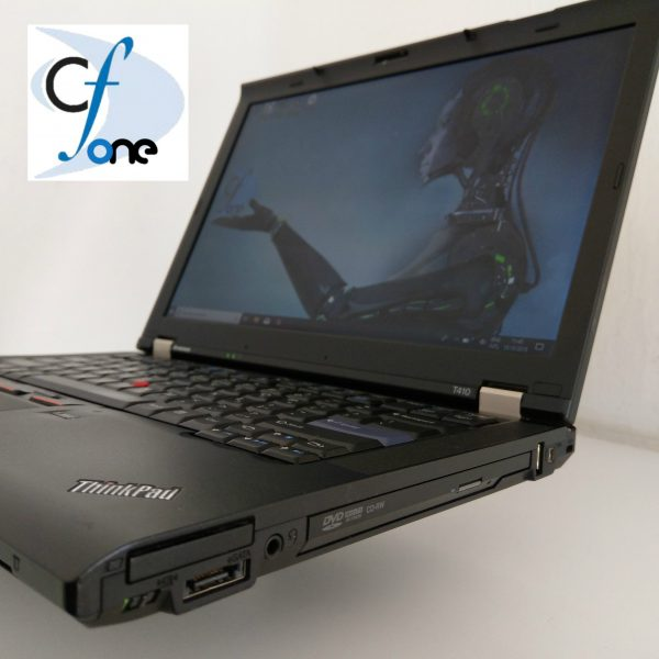 2nd hand used and refurbished Laptop Computer Lenovo T410