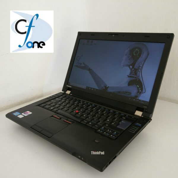 Used 2nd hand refurbished Lenovo L420 laptop computer 12 months warranty