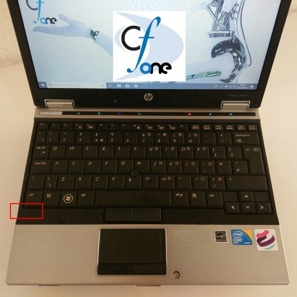 Refurbished Used HP Elitebook 2540P Laptop Computer
