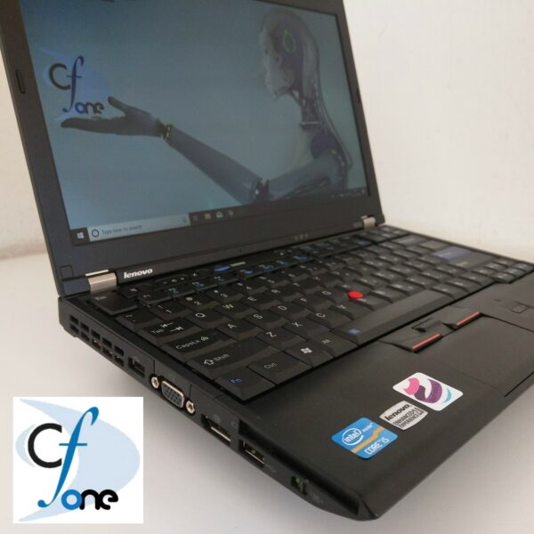 Refurbished Grade A Lenovo Thinkpad x220 Laptop Computer